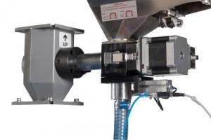 Venturi emptying device