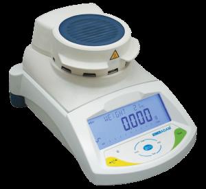 PMB-weegschaal-restvochtmeter